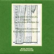 Mauricio Kagel (1931-2008): Chorbuch, CD