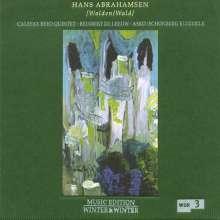 Hans Abrahamsen (geb. 1952): Walden/Wald, CD