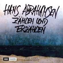 Hans Abrahamsen (geb. 1952): Zählen und Erzählen, CD