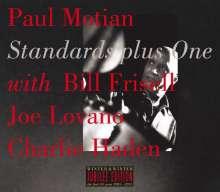 Paul Motian (1931-2011): Standards Plus One, CD