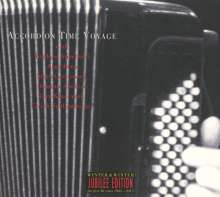 Accordion Time Voyage, CD