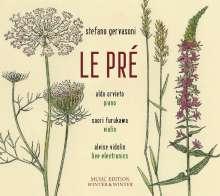 Stefano Gervasoni (geb. 1962): Le Pre, CD