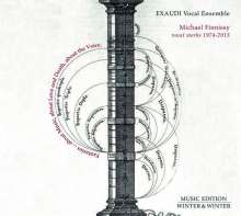 Michael Finnissy (geb. 1946): Vocal Works 1974-2015, CD