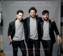 Concerto Zapico Vol.2  - Spanish Baroque Dance Music, CD