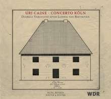 Ludwig van Beethoven (1770-1827): Diabelli-Variationen op.120 für Klavier & Orchester  (Uri Caine / Concerto Köln) (Wiederauflage exklusiv für jpc), CD