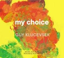 Guy Klucevsek - My Choice, CD
