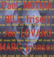 Paul Motian (1931-2011): Bill Evans (180g), LP