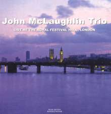John McLaughlin (geb. 1942): Live At The Royal Festival Hall, London (remastered) (180g) (Limited Edition), LP