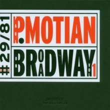 Paul Motian (1931-2011): On Broadway Vol. 1, CD