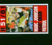 Marc Johnson (geb. 1953): Right Brain Patrol, CD