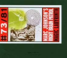 Marc Johnson (geb. 1953): Magic Labyrinth, CD