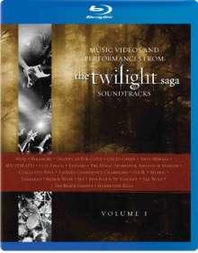 Filmmusik: Music From The Twilight Saga, Blu-ray Disc