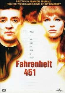Fahrenheit 451 (1966) (UK Import) (Region 1 NTSC), DVD