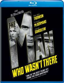 The Man Who Wasn't There (UK-Import) (Blu-ray), Blu-ray Disc