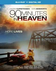 90 Minutes In Heaven: 90 Minutes In Heaven, Blu-ray Disc