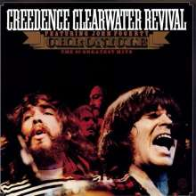 Creedence Clearwater Revival: Chronicle - The 20 Greatest Hits, 2 LPs