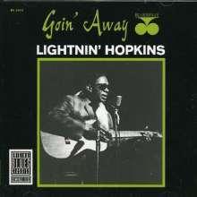 Sam Lightnin' Hopkins: Goin' Away, CD