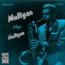 Gerry Mulligan (1927-1996): Mulligan Plays Mulligan, CD