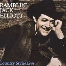 Ramblin' Jack Elliott: Country Style - Live, CD