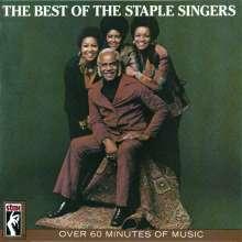 The Staple Singers: Best Of The Staple Sing, CD