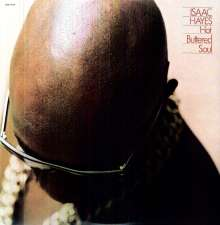 Isaac Hayes: Hot Buttered Soul, LP