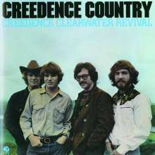 Creedence Clearwater Revival: Creedence Country, CD