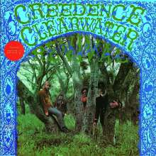 Creedence Clearwater Revival: Creedence Clearwater Revival (180g), LP