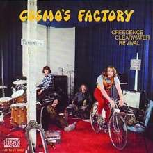 Creedence Clearwater Revival: Cosmo's Factory, CD