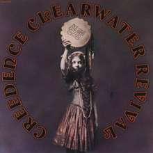 Creedence Clearwater Revival: Mardi Gras, LP
