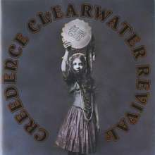 Creedence Clearwater Revival: Mardi Gras, CD