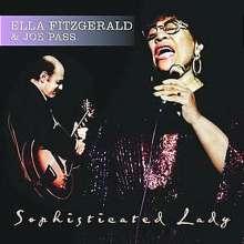 Ella Fitzgerald & Joe Pass: Sophisticated Lady, CD