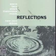 Steve Lacy (1934-2004): Reflections: Steve Lacy Plays Thelonious Monk, CD