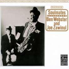 Ben Webster & Joe Zawinul: Soulmates, CD