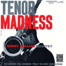 Sonny Rollins (geb. 1930): Tenor Madness, CD