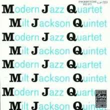 The Modern Jazz Quartet: MJQ, CD