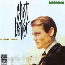 Chet Baker (1929-1988): Chet Baker In New York, CD