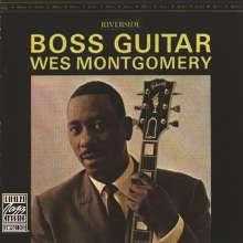 Wes Montgomery (1925-1968): Boss Guitar, CD