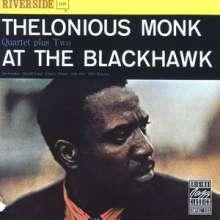 Thelonious Monk (1917-1982): At The Blackhawk 1960, CD