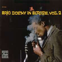Eric Dolphy (1928-1964): In Europe Vol.2, CD