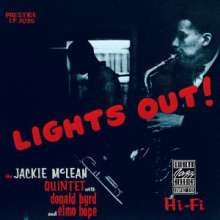 Jackie McLean (1931-2006): Lights Out, CD