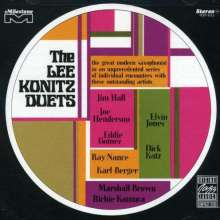 Lee Konitz (1927-2020): Duets, CD