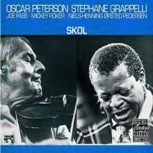 Oscar Peterson & Stephane Grappelli: Skol, CD