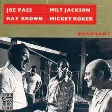 Joe Pass (1929-1994): Quadrant, CD