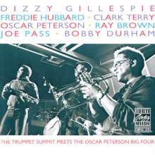 The Trumpet Summit Meets The Oscar Peterson Big Four, CD
