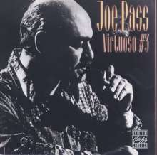 Joe Pass (1929-1994): Virtuoso No.3, CD