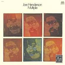 Joe Henderson (1937-2001): Multiple, CD