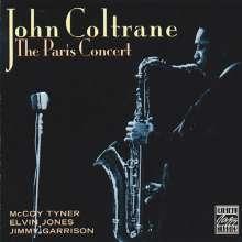 John Coltrane (1926-1967): The Paris Concert, CD