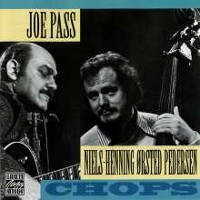 Joe Pass & Niels-Henning Orsted-Pedersen: Chops, CD