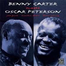 Benny Carter (1907-2003): Benny Carter Meets Oscar Peterson, CD