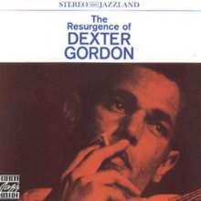 Dexter Gordon (1923-1990): The Resurgence Of Dexter Gordon, CD